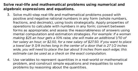 Printables Real World Math Problems Examples math andrew k miller in