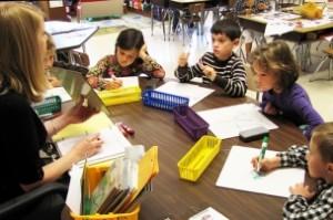students elementary language